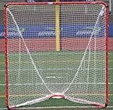 Brine Backyard Lacrosse Goal (Net Included), 6 x 6 x 7-Feet