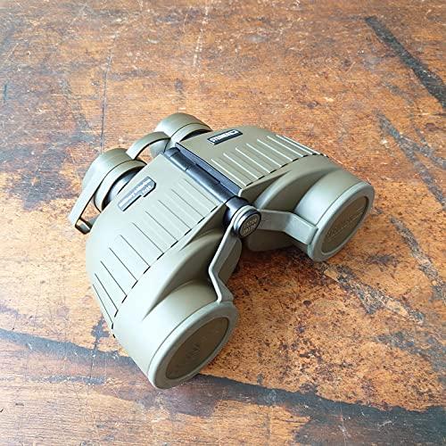 Steiner Military Marine 7x50 Fernglas, High-Definition-Optik, Sports-Auto-Focus, Nano-Protection, ComfortGrip