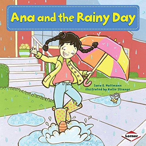 Ana and the Rainy Day copertina
