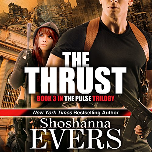 Page de couverture de The Thrust