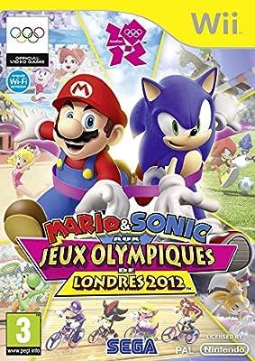 SEGA Mario et Sonic aux Jeux Olympiques de Londres 2012 [WII]