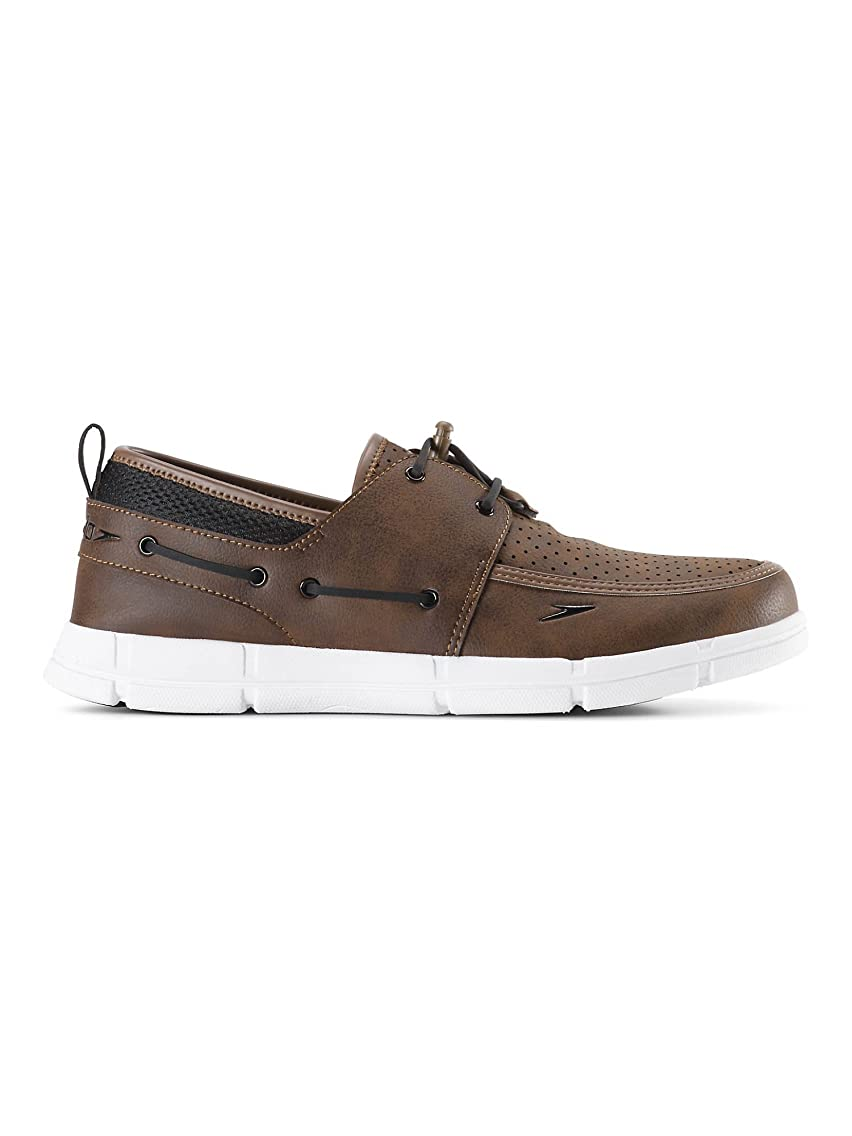 Speedo? Mens Port Lightweight Breathable Water Shoe