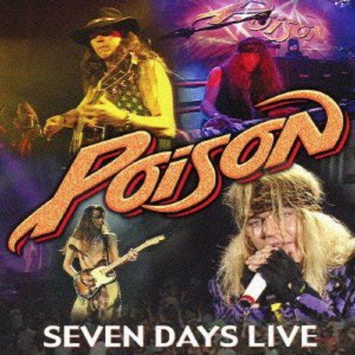 Seven Days Live [Importado]