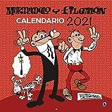 CALENDARIO 2021 MORTADELO Y FILEMÓN (Bruguera Clásica)