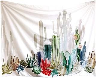 Pawaca Cactus Wall Hanging Tapestry Decor, 60