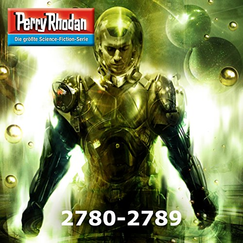 Perry Rhodan, Sammelband 39 audiobook cover art