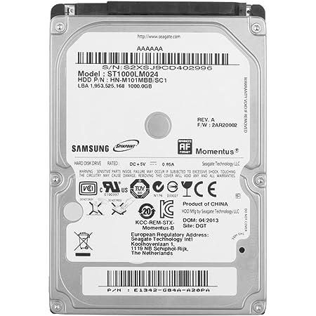 Samsung Hn M101mbb 1tb Interne Festplatte 2 5 Zoll Computer Zubehör