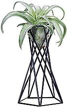 MYHZH Geométrica Metal carros, la Flor del Metal florero Soporte de Suelo de Metal Floral Soporte de Mesa Puestos de Flores para la decoración del Partido del hogar de Eventos