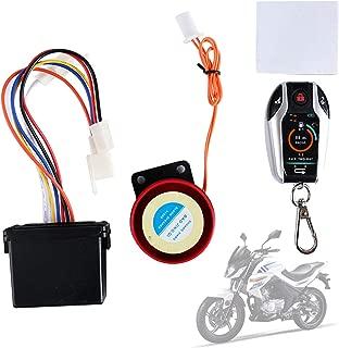 Fansport Motorcycle Alarm Automatic Anti Theft Bike Alarm Security Alarm