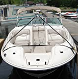 TAYLOR MADE PRODUCTS 55741 Boat Cover Support System,Black