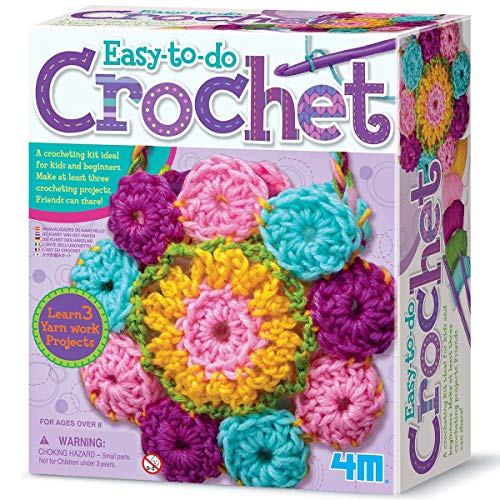 Easy to do Crochet , color/modelo surtido
