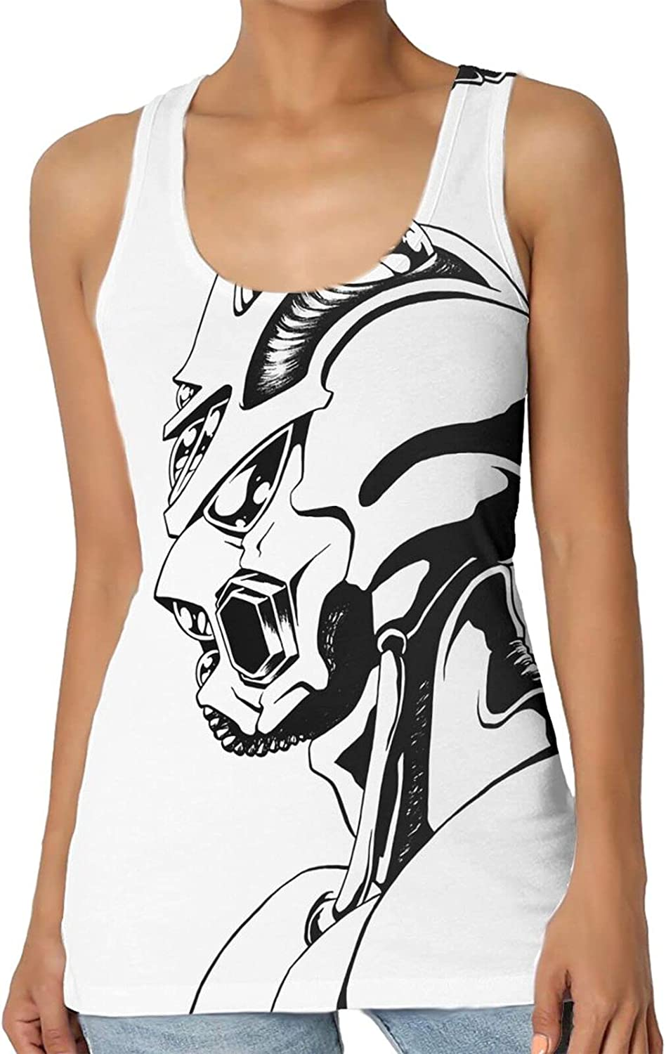 Guyver Women's fashion vest, sports sleeveless sexy vest, simple and practical, not easy to shrink