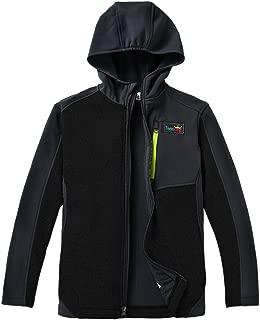 Teenking Boy Outdoor Jacket Fleece with Full Zip