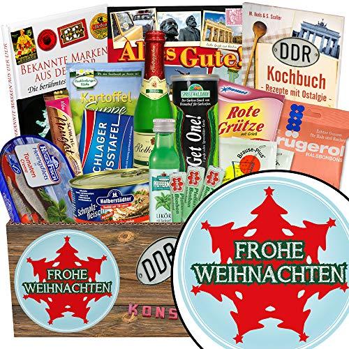 Tannenbaum / Weihnachtsgeschenkideen für Mama / DDR Korb