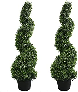 Best faux olive tree topiary Reviews