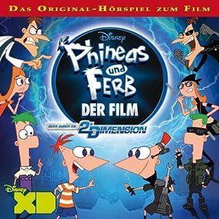 Phineas und Ferb: Der Film Titelbild