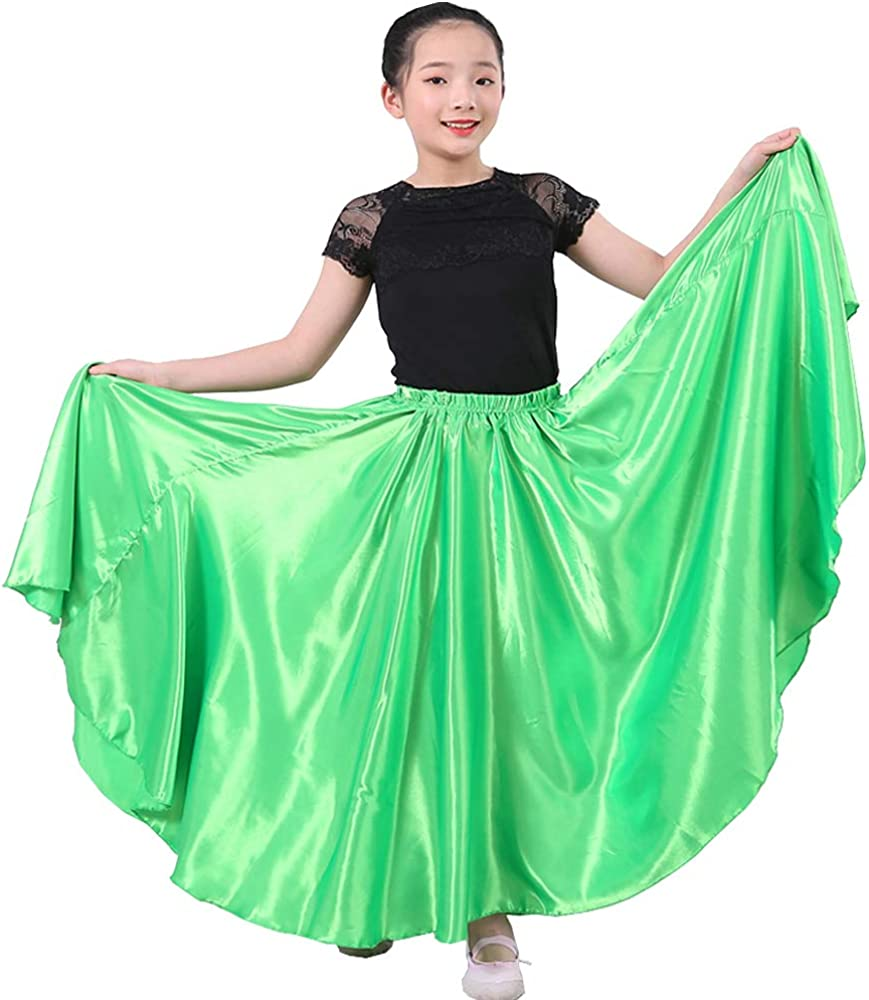 Light Bohemian Flowy Full Circle Long for Girls 14-16 Maxi Max 77% Shipping included OFF Skirt