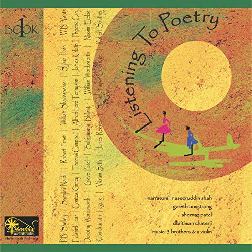 Listening to Poetry - 1 cover art