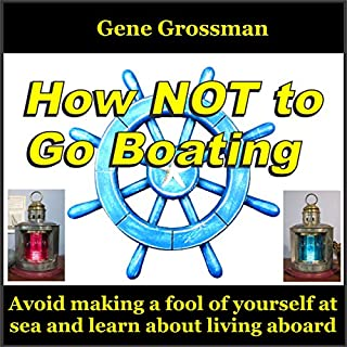 How Not to Go Boating audiobook cover art
