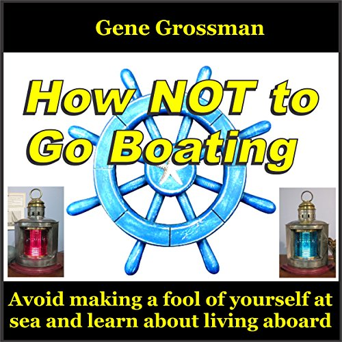 How Not to Go Boating  By  cover art
