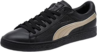 PUMA Basket Classic Metallic SN Sneaker Women Girls 363201 01
