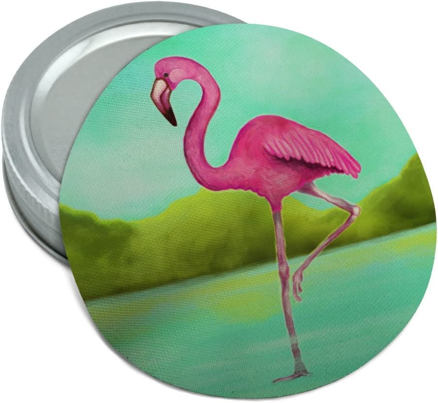 Flamingo Round Rubber Non-Slip Jar 5% OFF Opener Today's only Lid Gripper