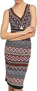 Anthropologie Geo-Embroidered Column Dress by Akemi+Kin $168 Sz 0 - NWT