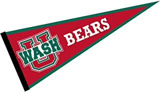College Flags and Banners Co. Washington St. Louis Bears Pennant