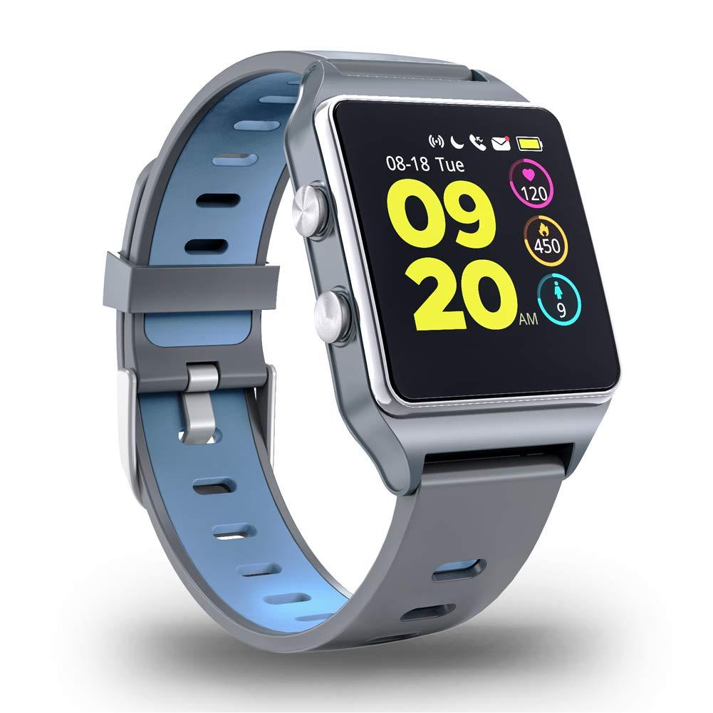 Smartwatch GPS, Reloj Inteligente Impermeable IP68 Pulsera ...