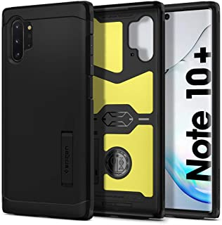 Spigen Tough Armor designed for Samsung Galaxy Note 10 PLUS/Note 10+ 5G cover/case with Extreme Impact Foam - Black