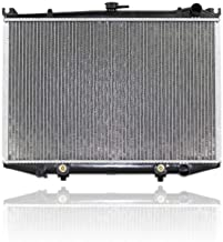 Radiator - Pacific Best Inc For/Fit 314 86-97 Nissan Hardbody Pickup 87-95 Pathfinder AT 4/6CY PTAC 1Row