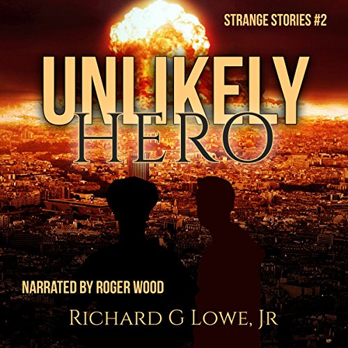 Unlikely Hero audiobook cover art
