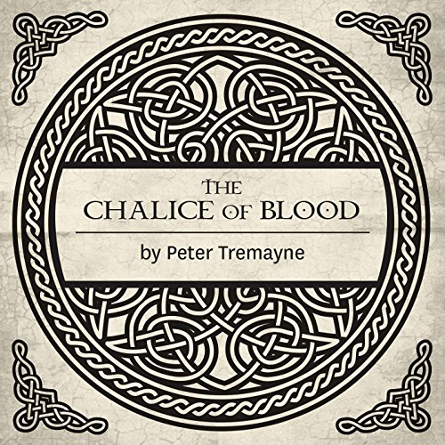 The Chalice of Blood audiobook cover art