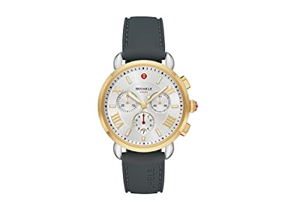 Michele Sport Sail Watch (Black) Watches