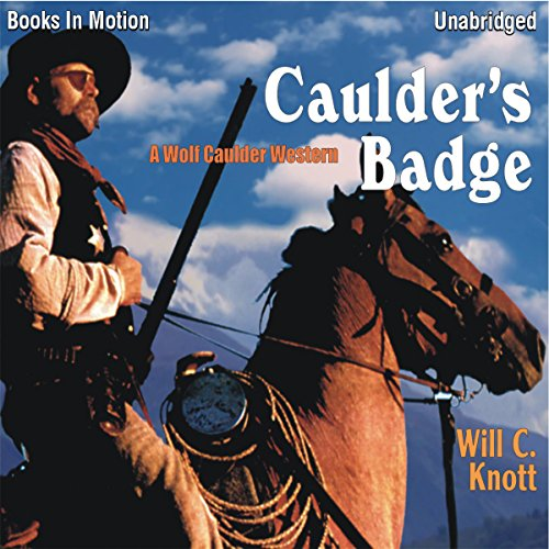Caulder's Badge cover art