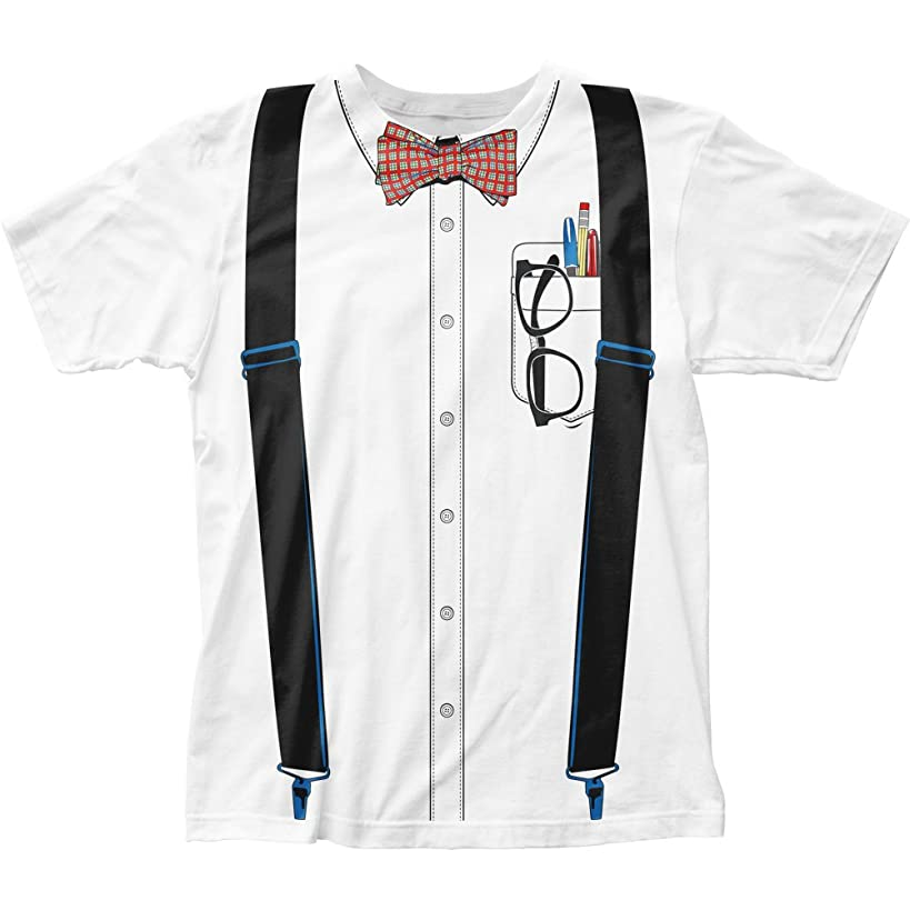 Impact Men's Nerd T-Shirt