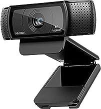 Logitech Webcam HD Pro C920, 960-000767, 960-000768