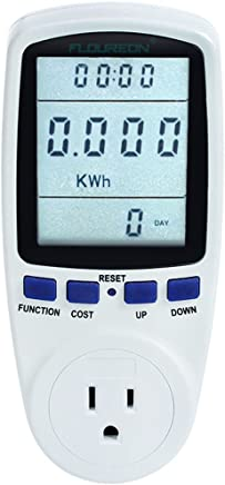 TS-836A 插头电源表 能源电压 电流 电流 使用监测仪,降低能源成本