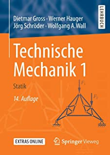 Technische Mechanik 1: Statik (German Edition)