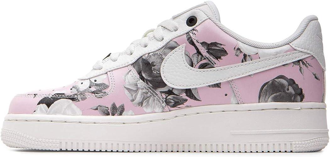 Nike - Nike, Air Force, da donna, 1 '07 Lxx bianco/motivo rosa ...