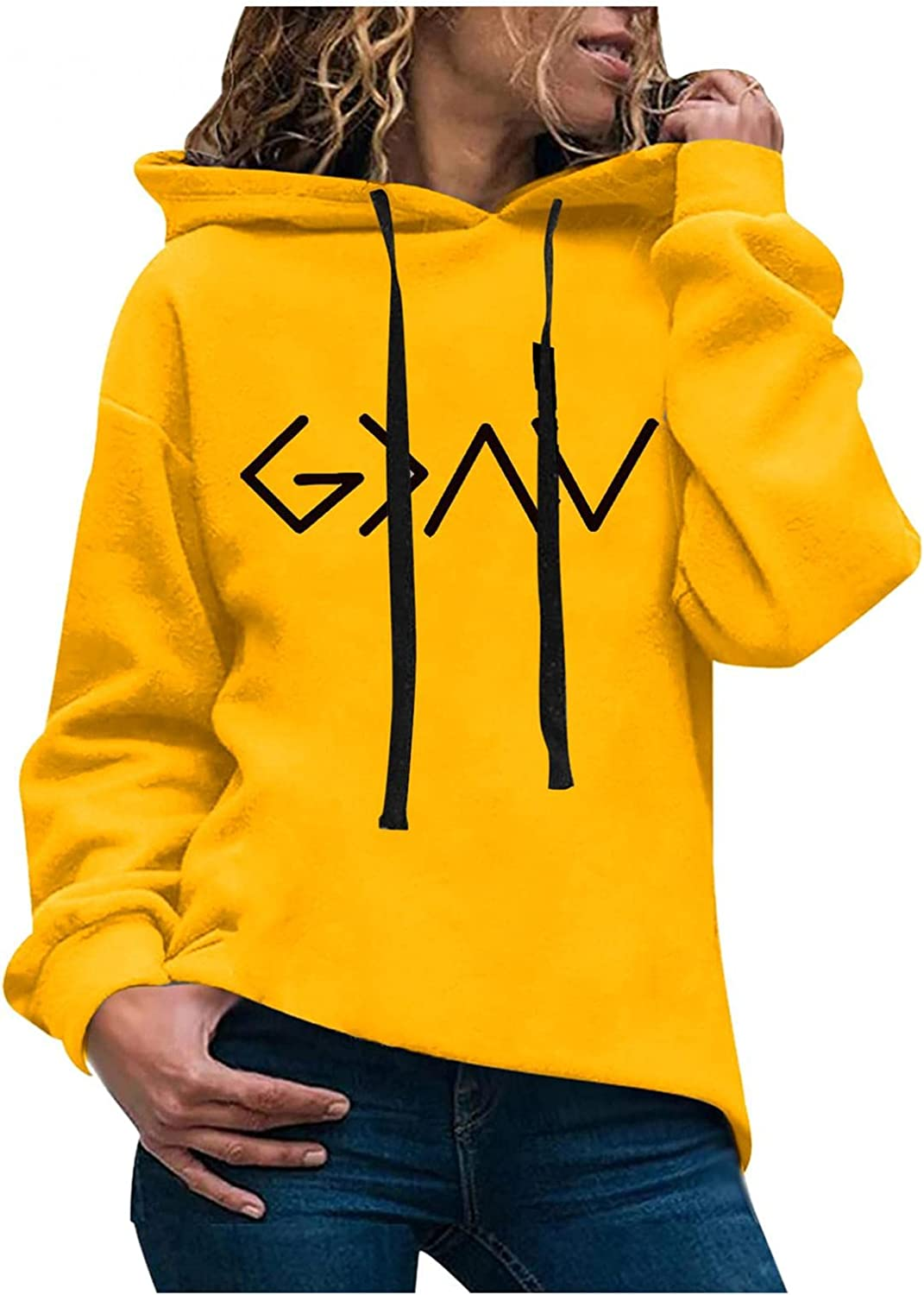 New products world's highest quality popular Qisemi Hooded Sweatshirts trend rank for Women Sweater Girls Teen H Graphic