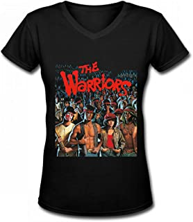 TheWarriors 1979 Movie T Shirt for Womens Contton tee