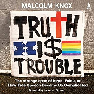 Truth Is Trouble cover art