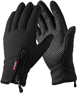 ed76f0542c730 Yygift Gants sport pour extérieur compatibles écran tactile  Gants d'hiver