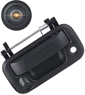 $59 » JDMON Compatible with Replace Rear View Camera Backup Tailgate Handle Camera Ford F150 2005-2014 F250 F350 F450 F550 2008-...