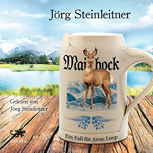 Maibock audiobook cover art