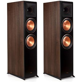 Klipsch RP-8000F Floorstanding Speaker (Walnut (Pair))
