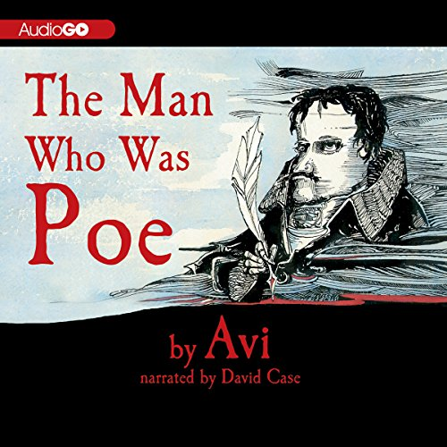 The Man Who Was Poe audiobook cover art