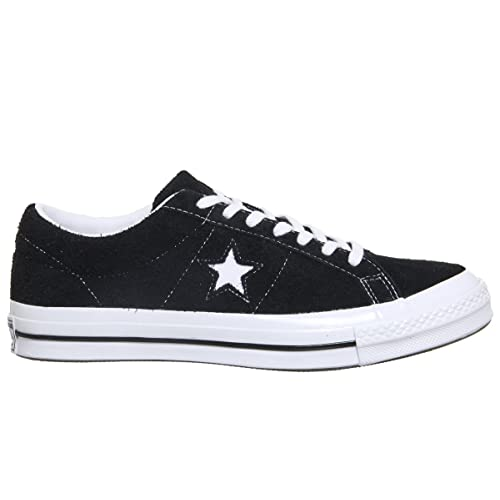 819682688fc4 Converse Unisex Adults  Lifestyle One Star Ox Leather Fitness Shoes