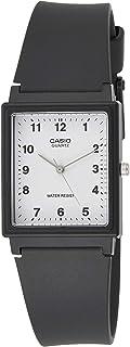 Casio Casual Watch Analog Display Quartz Mq-27-7B, Black Band, For Unisex